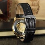 ... Roman Digital Dial Desain Forsining Herren Uhren Pria Jam Tangan Mekanis Otomatis Klasik Retro Uhr Pria