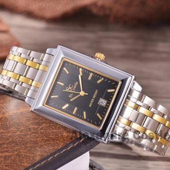 """Pencari Harga """"Saint Costie Original Brand, Jam Tangan Pria - Body Silver/ Gold"""