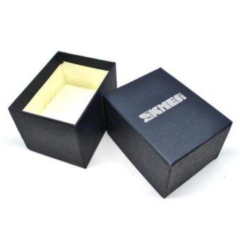 SKMEI Box Original - Made in Japan - Kotak Jam Tangan Ekslusif - Warna Dark Blue
