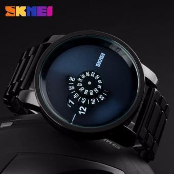 SKMEI Man Sport LED Watch Anti Air Water Resistant WR 30m AD1171 Jam Tangan Pria Strap