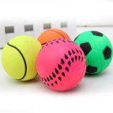 ... Solid Bola Karet Kecil Goyang Bola Pelatihan Anjing Mengunyah Mainan Hewan Peliharaan - 3 ...