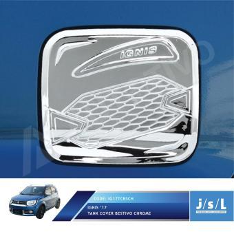 Suzuki Ignis Cover Tutup Bensin JSL / Tank Cover Bestivo Chrome