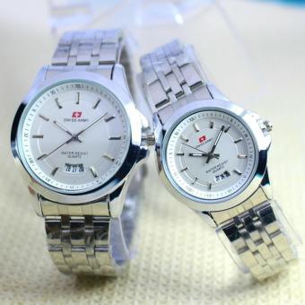 Swiss Army - Jam Tangan Couple - SA 29873