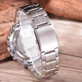 ... Swiss Army - Jam Tangan Pria - Silver - Stainless Steel Band - SA 5028 ...