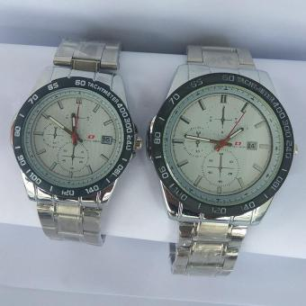 Swiss Army/Time Jam tangan Pria&Wanita (Couple) Tanggal - SA-26132