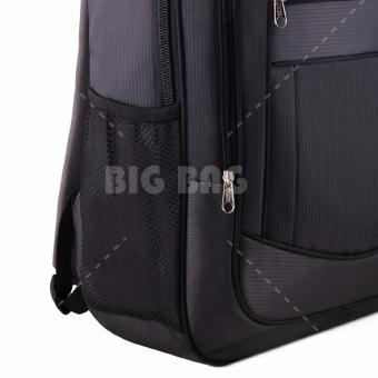 Tas Ransel Polo USA Tiger Snake Tas Laptop Backpack - Grey + Raincover . 3a81d90679