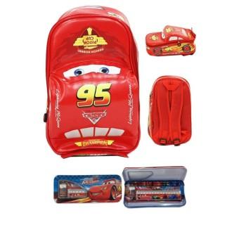 Tas Ransel Sekolah Anak TK Cars On The Road 3D Timbul KP / tas sekolah anak laki/ tas sekolah anak- anak/ tas sekolah murah, 145.000, Update. Tas Anak- anak ...