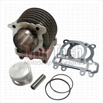 TDR Blok Bore Up Seher Mesin Mio CW - Karbu 110 cc 58.5mm
