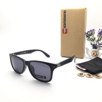 Terbaru Kacamata Pria /Quicksilver Hk013 + Lensa Polarized + Full Shet Premium - Kdstr