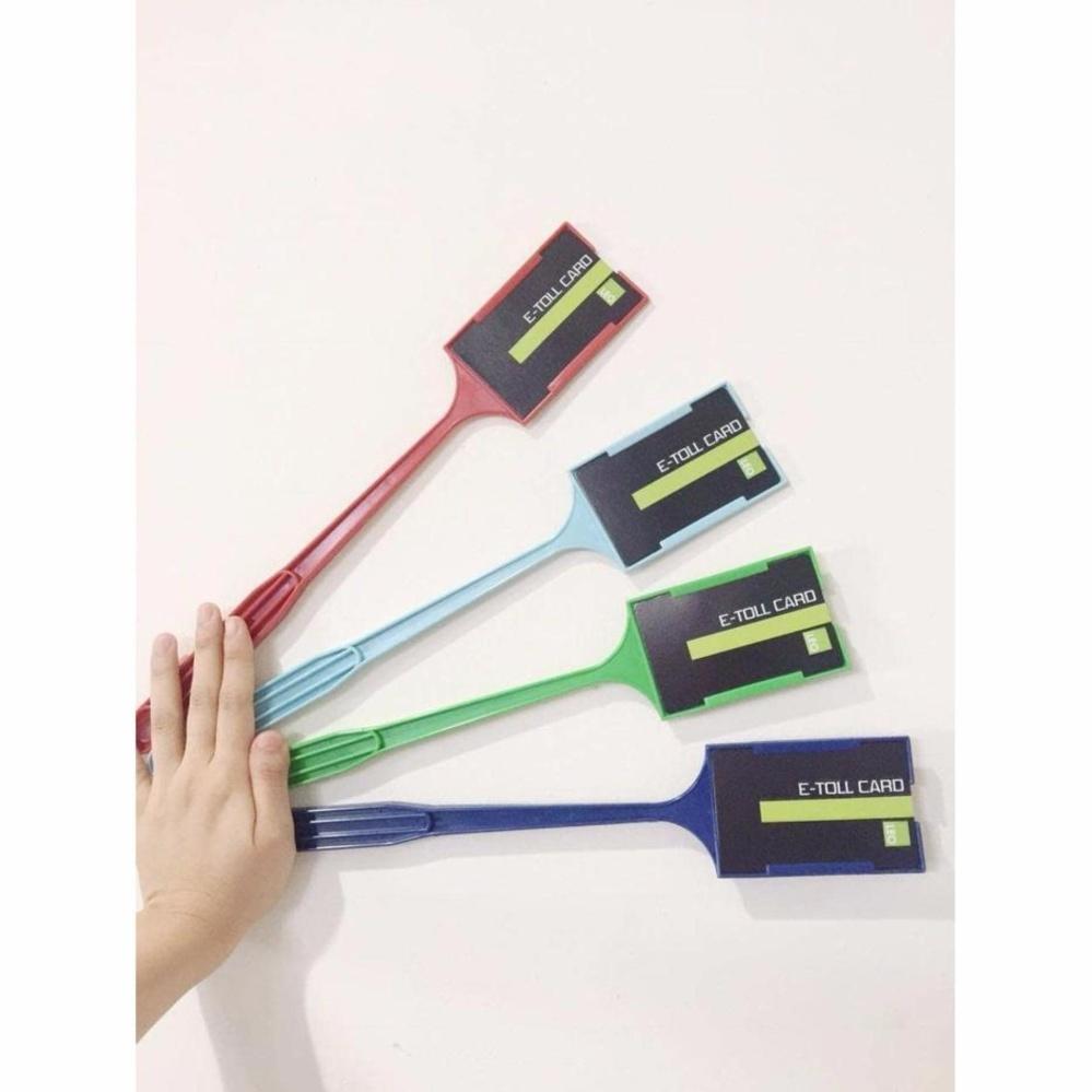 tongkat e-toll / stik gto / stik etoll / tongtoll –  multicolor