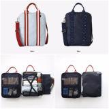 ... Travel Bag Tas Koper Mini Multifungsi Luggage Organizer - 4 ...