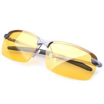 UV400 Malam Visi Kacamata Anti Silau Lensa Kacamata Terpolarisasi Eyewear Mengemudi Bila Kamu Belum Menemukan Concealer