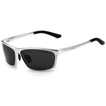 VEITHDIA Merek Polarized Aluminium Wrap Pria s Berjemur Kacamata Pria Sport  Outdoor Cermin Kacamata untuk Pria 6520 e26e8cde38