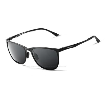 VEITHDIA Retro Magnesium Aluminium Merek Kacamata Hitam Vintage Eyewear  Lensa Terpolarisasi Aksesoris Pria wanita Kacamata 7bccca8f1d