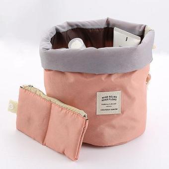 Vienna Linz Travel Pouch Cosmetic Organizer Bag Iconic 17x 23cm Tas Kosmetik Serbaguna Travelling Korea Travel