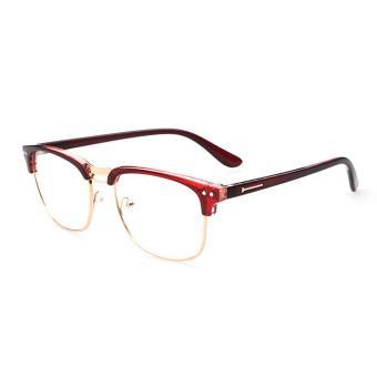 Vintage Men Eyeglass Frame Glasses Retro Spectacles Clear Lens Eyewear For Men