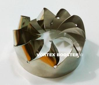 Vortex Booster Alat Penambah Tenaga HP Torsi dan Penghemat Bensin BBM Solar Bensin untuk Mobil Toyota