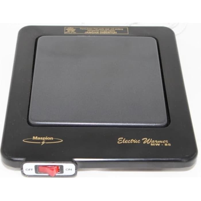 maspion electric warmer mw-85 / pemanas elektrik serbaguna