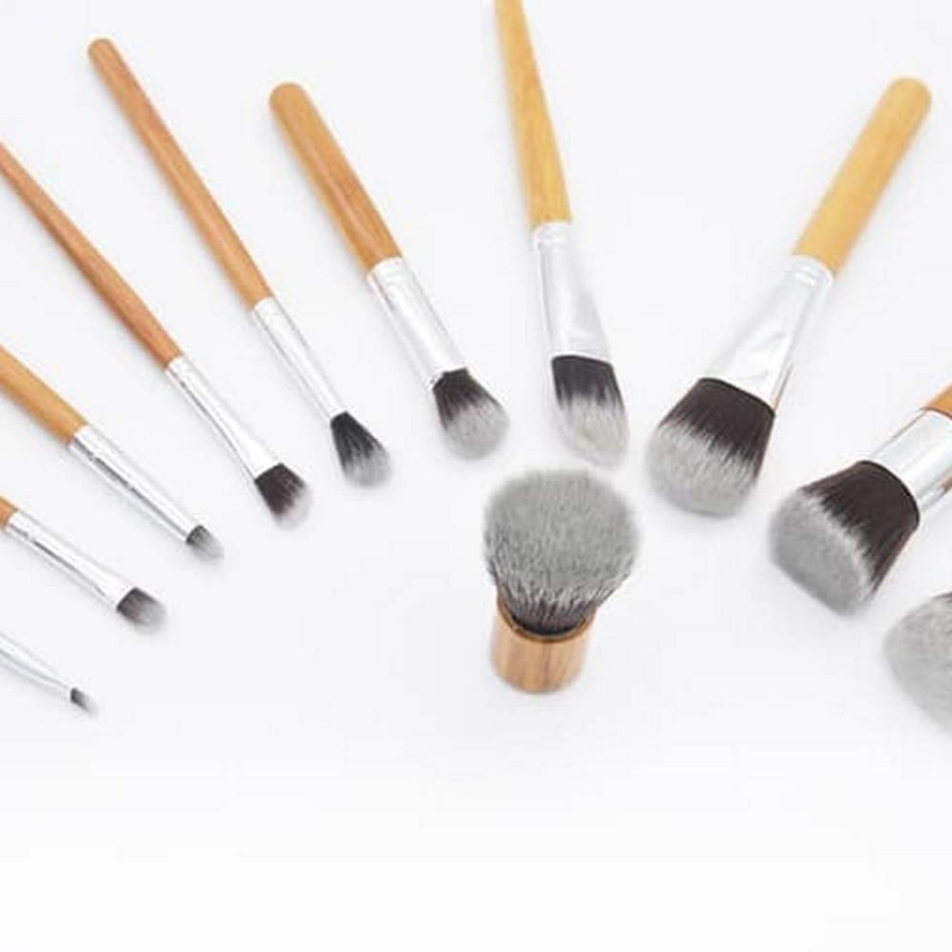 Kuas foundation Kuas kosmetik Kuas set Kuas wajah alat Make Up alat facial alat facial wajah
