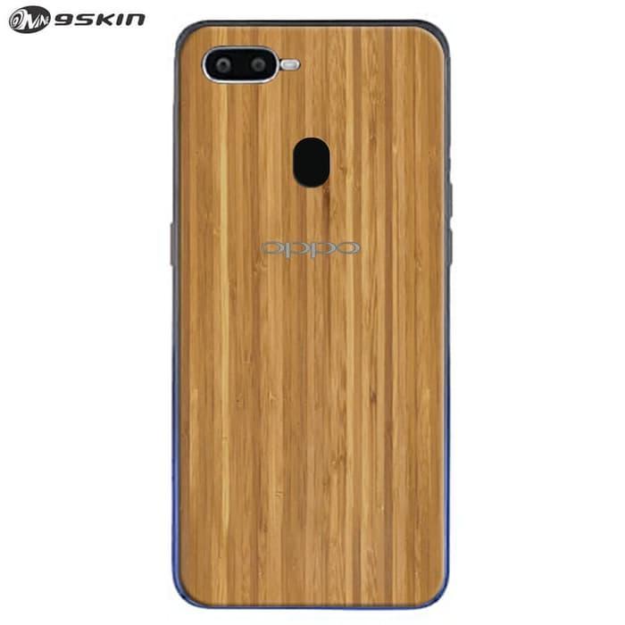 Features Skin Protector Garskin Oppo F9 3m Bamboo Dan Harga Terbaru