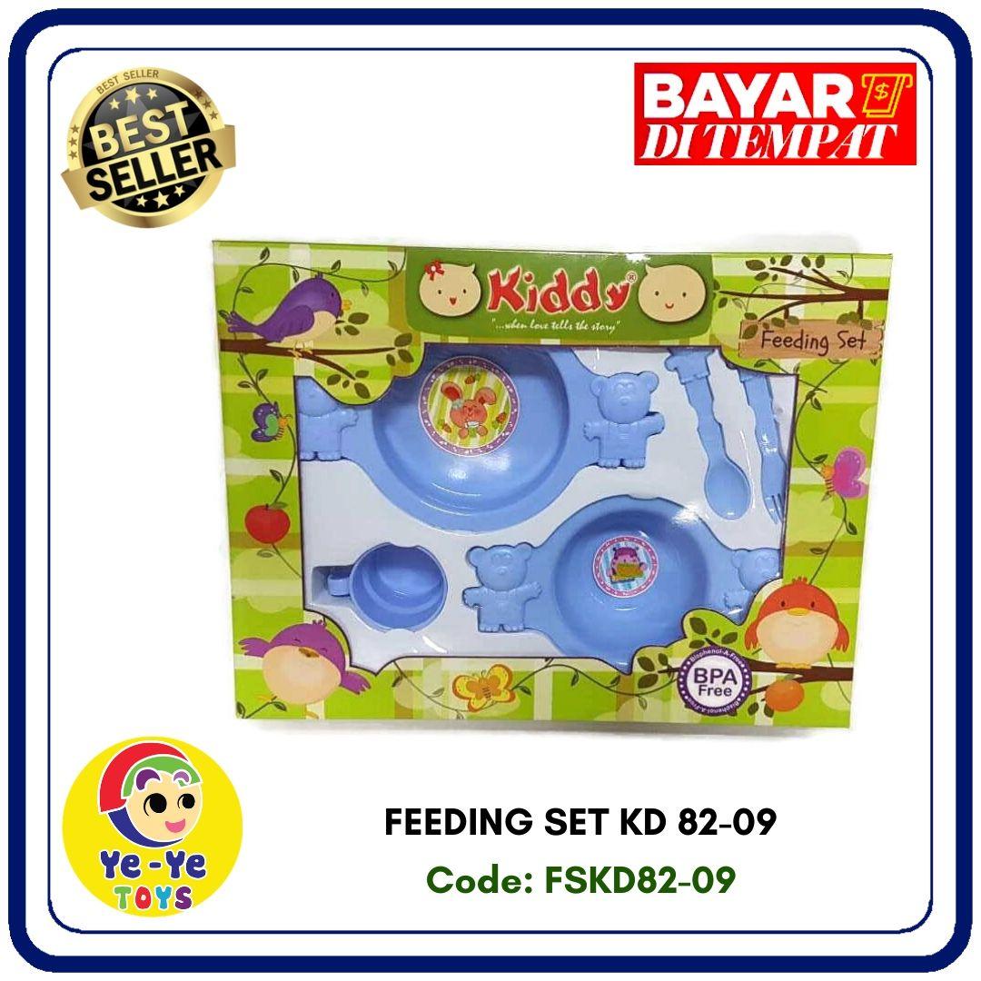 peran bayi / tempat makan bayi / ing set kiddy 82-09