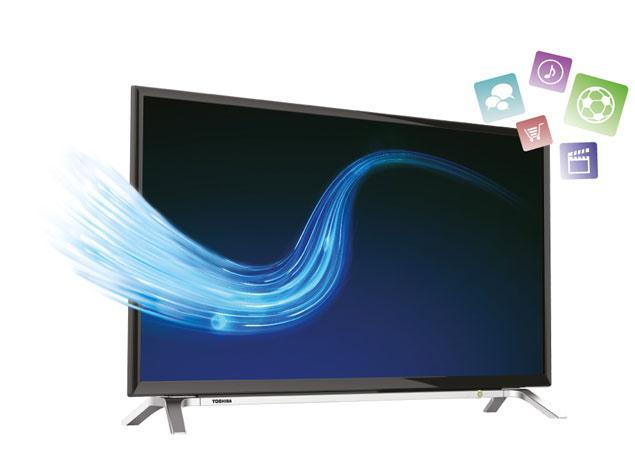 Detail Gambar TOSHIBA Smart HD LED TV 32 Inch - 32L5650VJ Terbaru