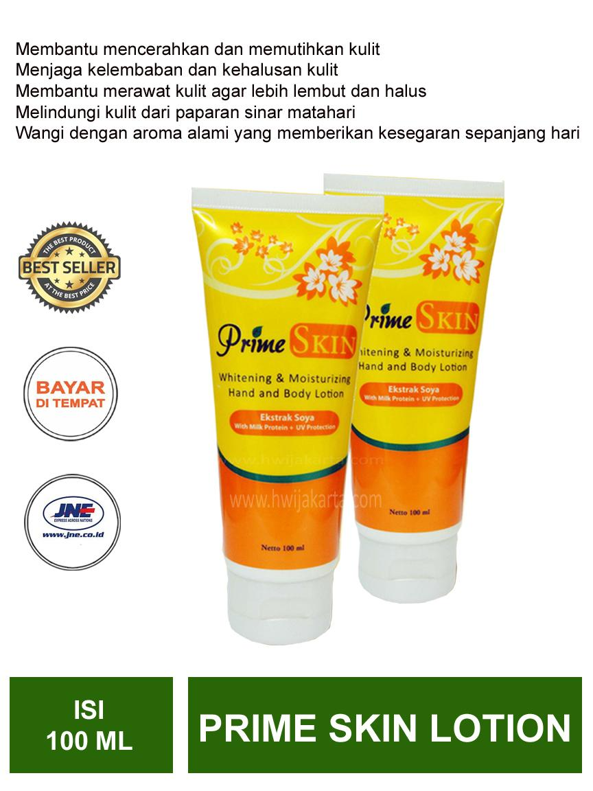 prime skin hbody lotion hwi 100 ml – terjamin original – official store