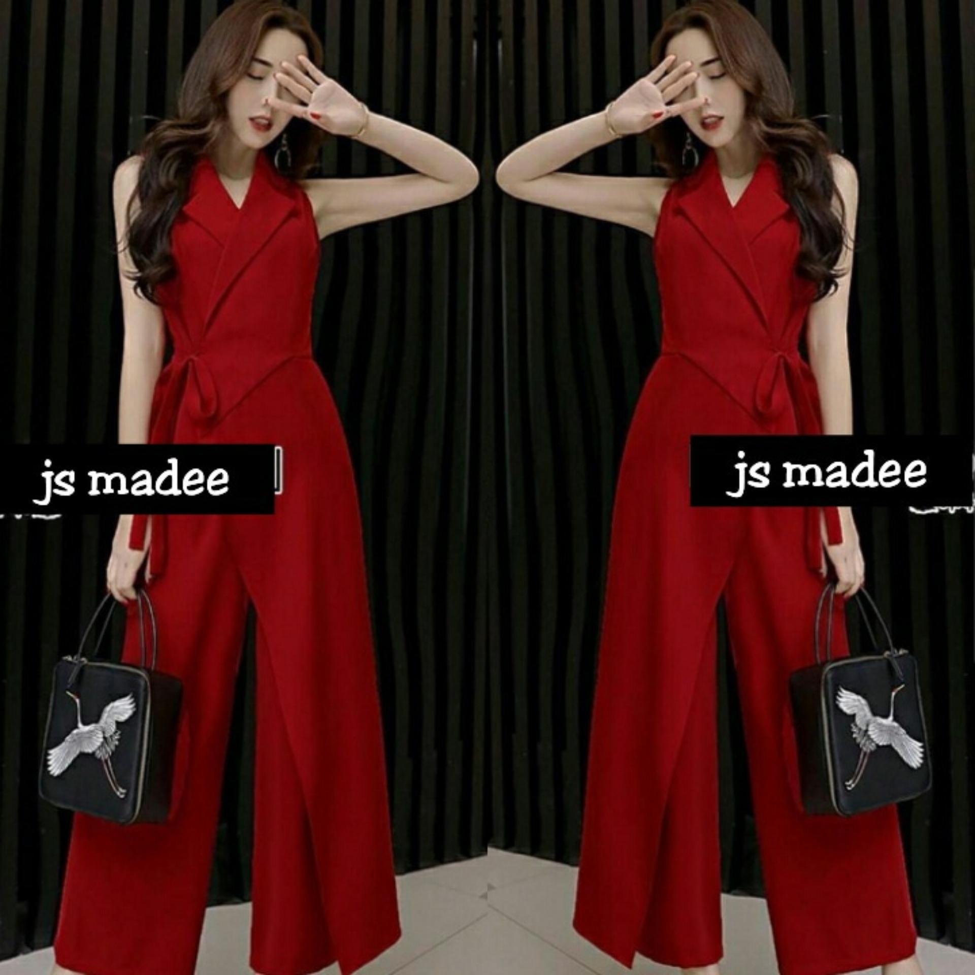Tof Terbaru Murah Baju Murah Wanita Fashion Hijab Cape Jumpsuit ... b80e254b38