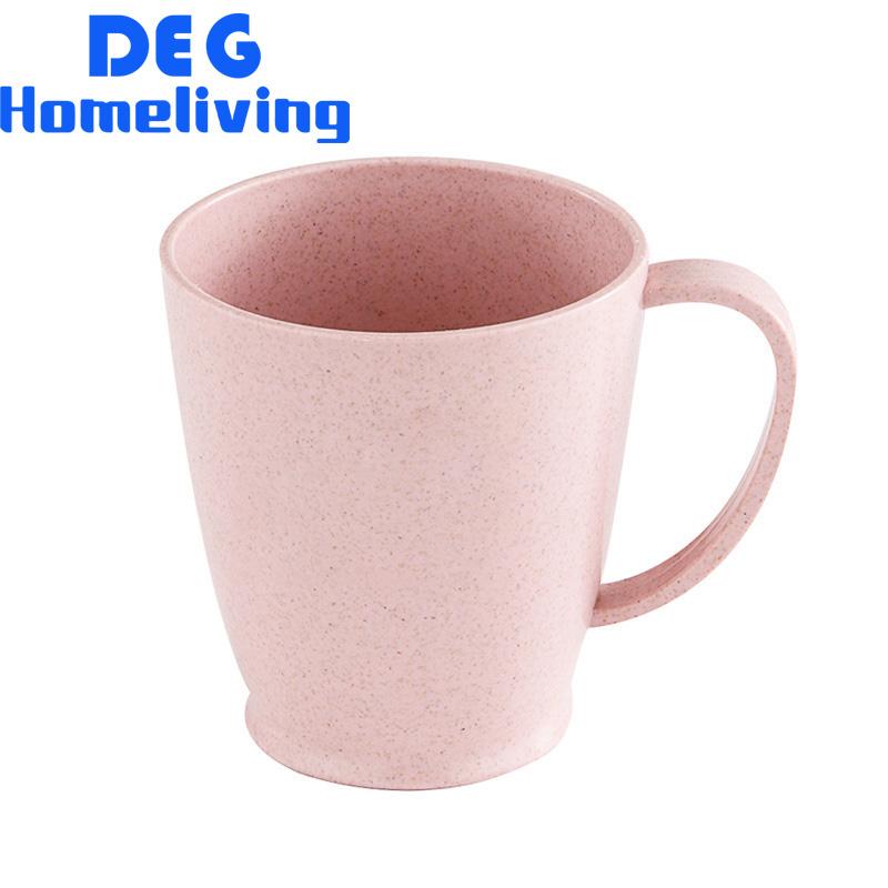 deg homeliving gelas straw coffee mug cup untuk jus susu teh air