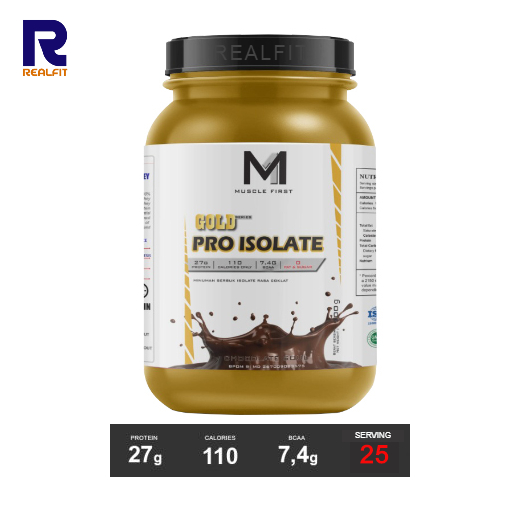 muscle first m1 pro isolate 2 lbs whey protein isolate – gratis shaker 750ml