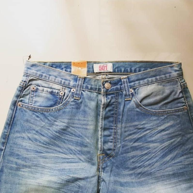 Celana Levi's 501 Import Made In USA