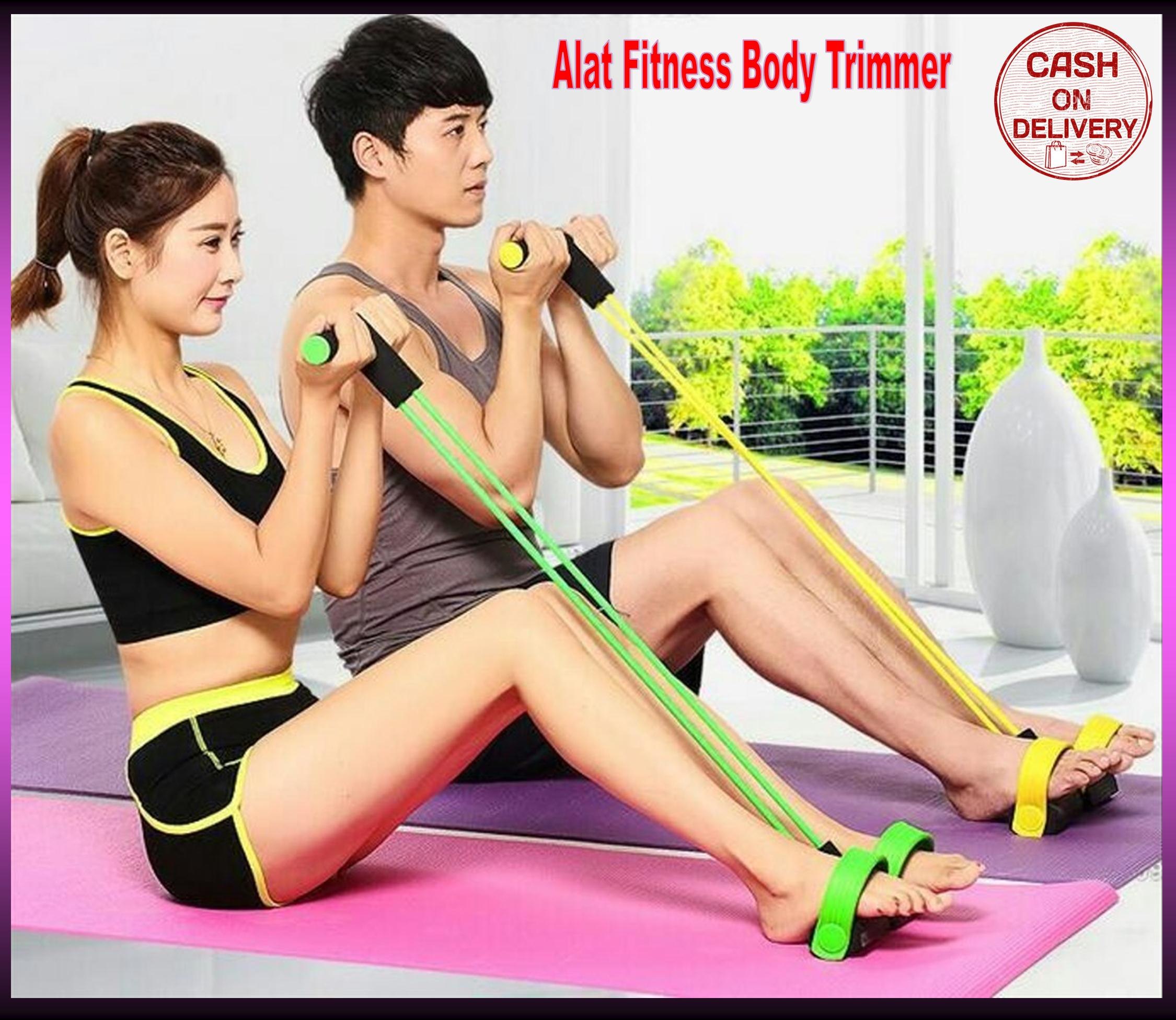 sien collection alat fitness body trimmer / alat olahraga / alat fitness / alat pengecil perut