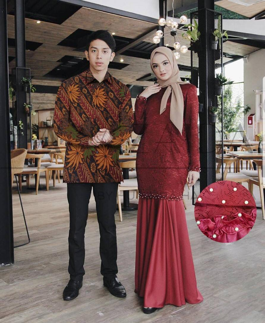 Review Kyoko Fashion Baju Couple Batik Ralana Baju Batik Couple
