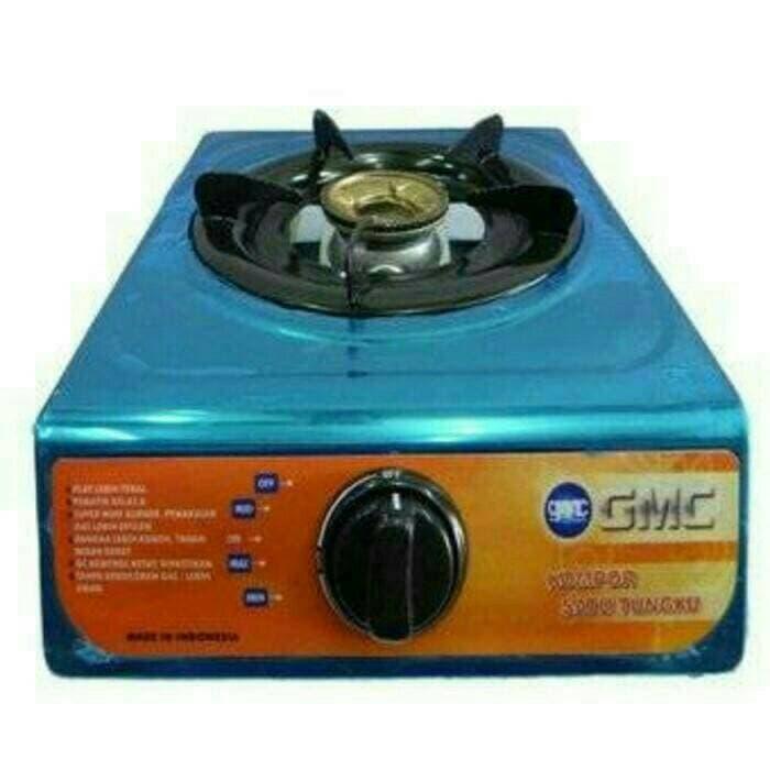 Detail Gambar Kompor Gas GMC BM 020 1 TUNGKU+ Selang Paket Winn Gas (PAKET HEMAT) Terbaru