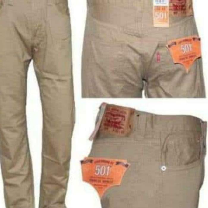 015bb308 Fitur Celana Jeans Levis Original 501 Made In Usa Import Cream Dan ...
