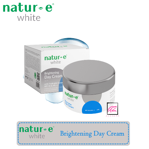 natur e white brightening day cream (krim siang) – 30ml