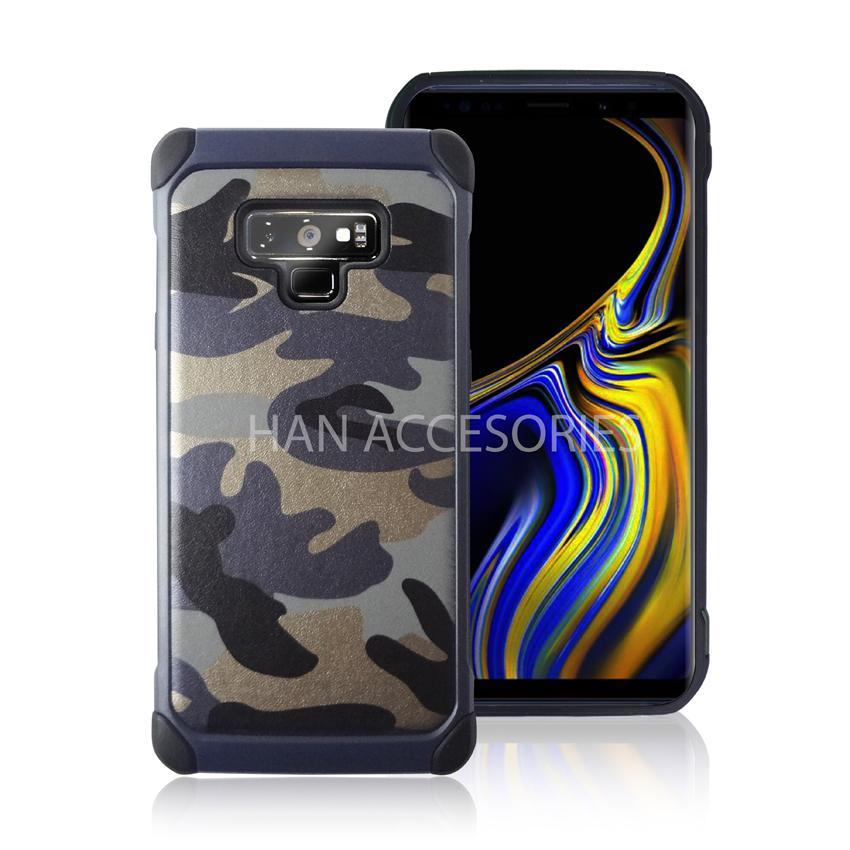 Detail Gambar Samsung Galaxy Note 9 Original NX Case Army Camouflage Military / Case Army / Case Loreng / Armor Case Terbaru