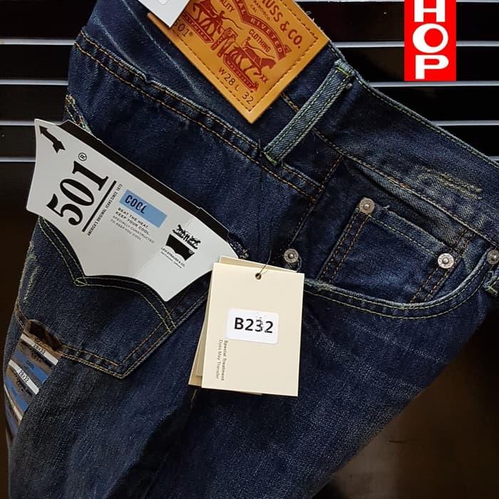 levis 501 original usa / celana jeans / celana levis / celana 501 / celana pria / jeans /501 / levis / made in usa