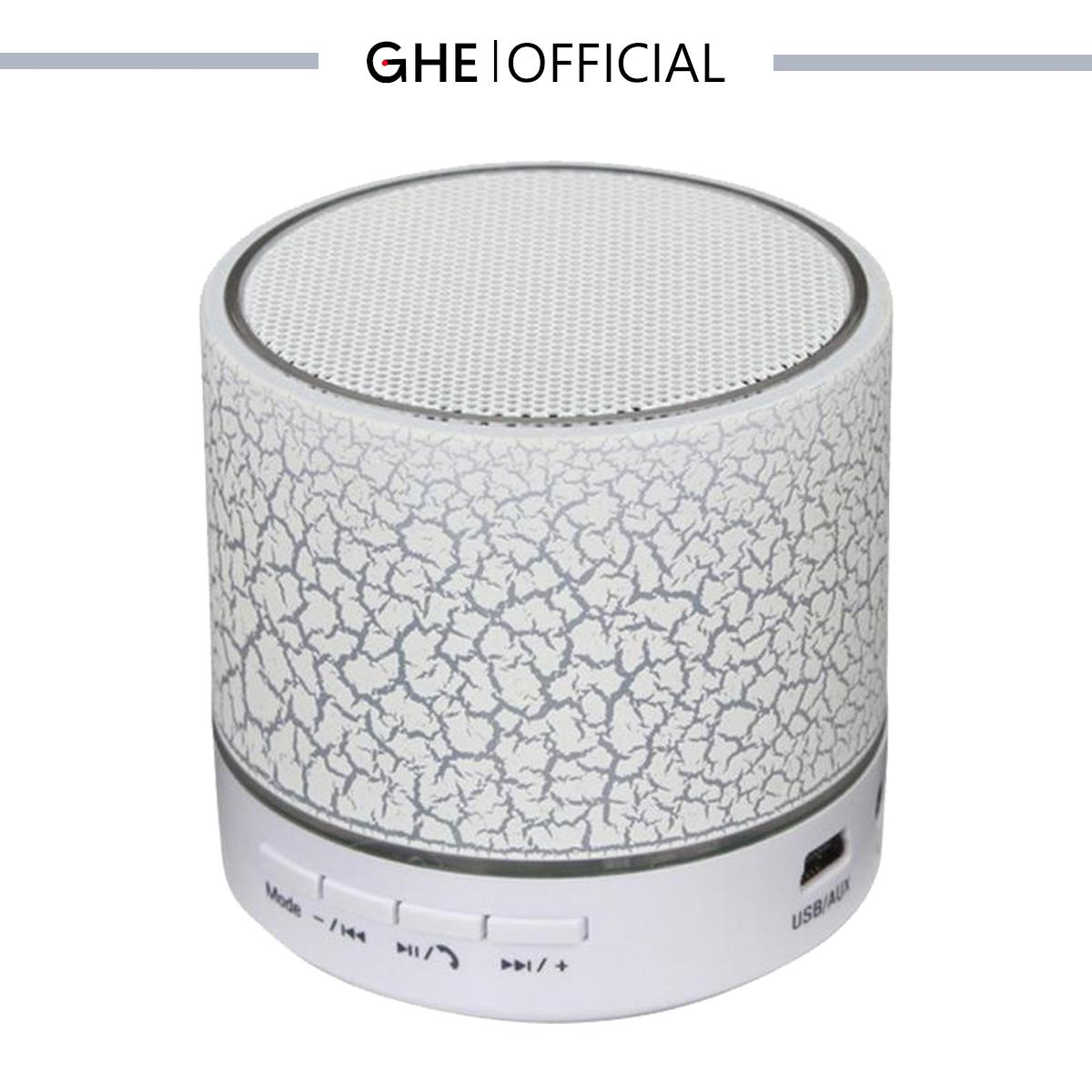 GHE Speaker Bluetooth Mini LED Portable Wireless S10