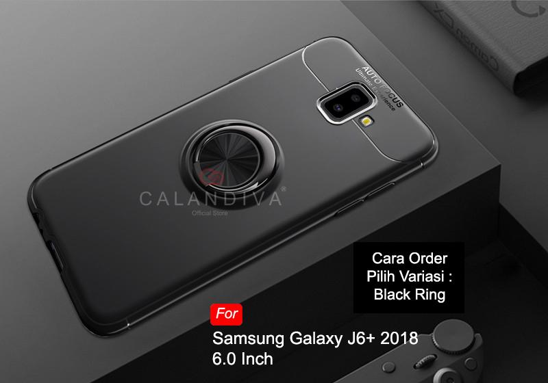 Features Calandiva Case Samsung Galaxy J6 2018 5 6 Inch Casing