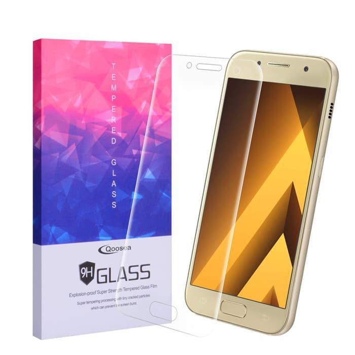 Qosea Samsung Galaxy A3 A5 A7 2017 Tempered Glass Full Screen