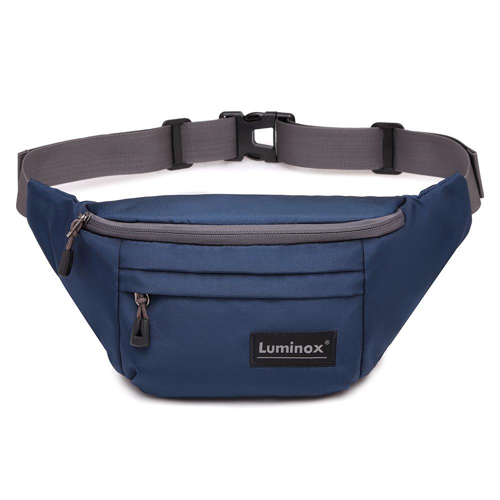 luminox tas pinggang waist bag ghjc – tas pria tas wanita – crossbody bags tas outdoor