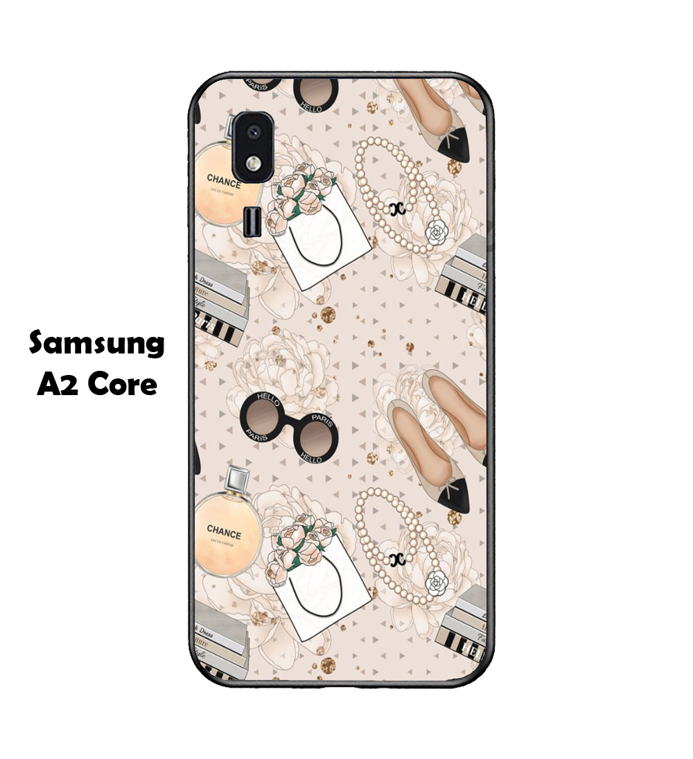Intristore Fashion Printing Case For Samsung Galaxy A2 Core - 22