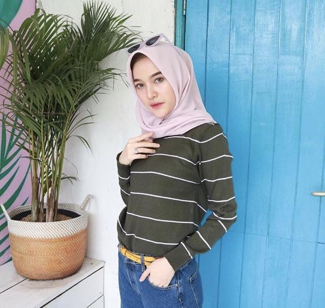 Sweater Rajut Baju Hangat Rajut Premium Tebal . Source ... tebal . Source · 7d2836c7ed