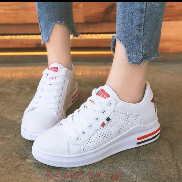 Kiss Shop-Spatu Sneakers Jaring RN