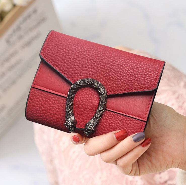 raja ob –  dompet lipat wanita wd118 import / dompet fashion