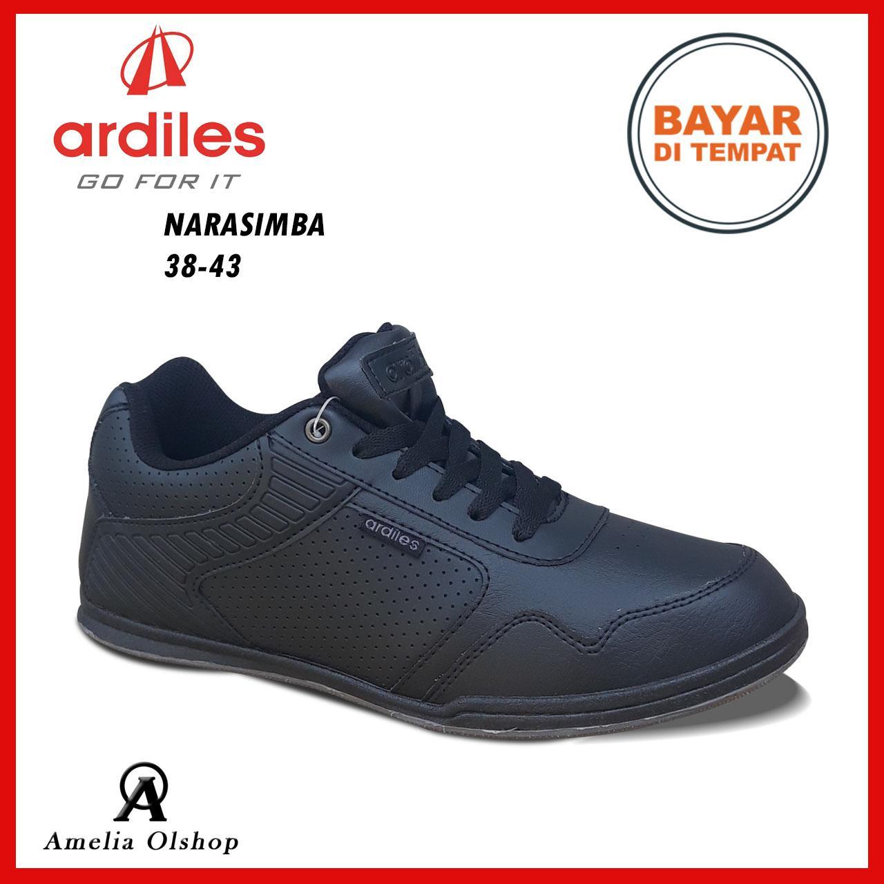 Features Amelia Olshop Sepatu Ardiles Narasimba 38 43 Sepatu Pria 60ed11cee0