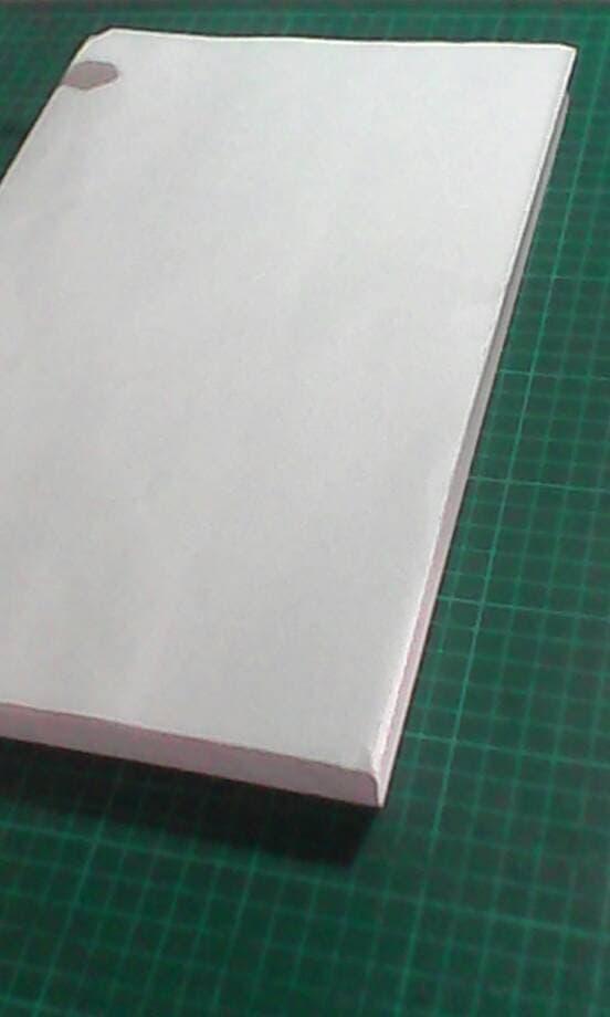 Detail Gambar PROMO KERTAS DOORSLAG PUTIH /DUSLAH/DOSLAH 30gsm UKURAN 44x69cm ISI 100Lbr - wTHDurQB Terbaru