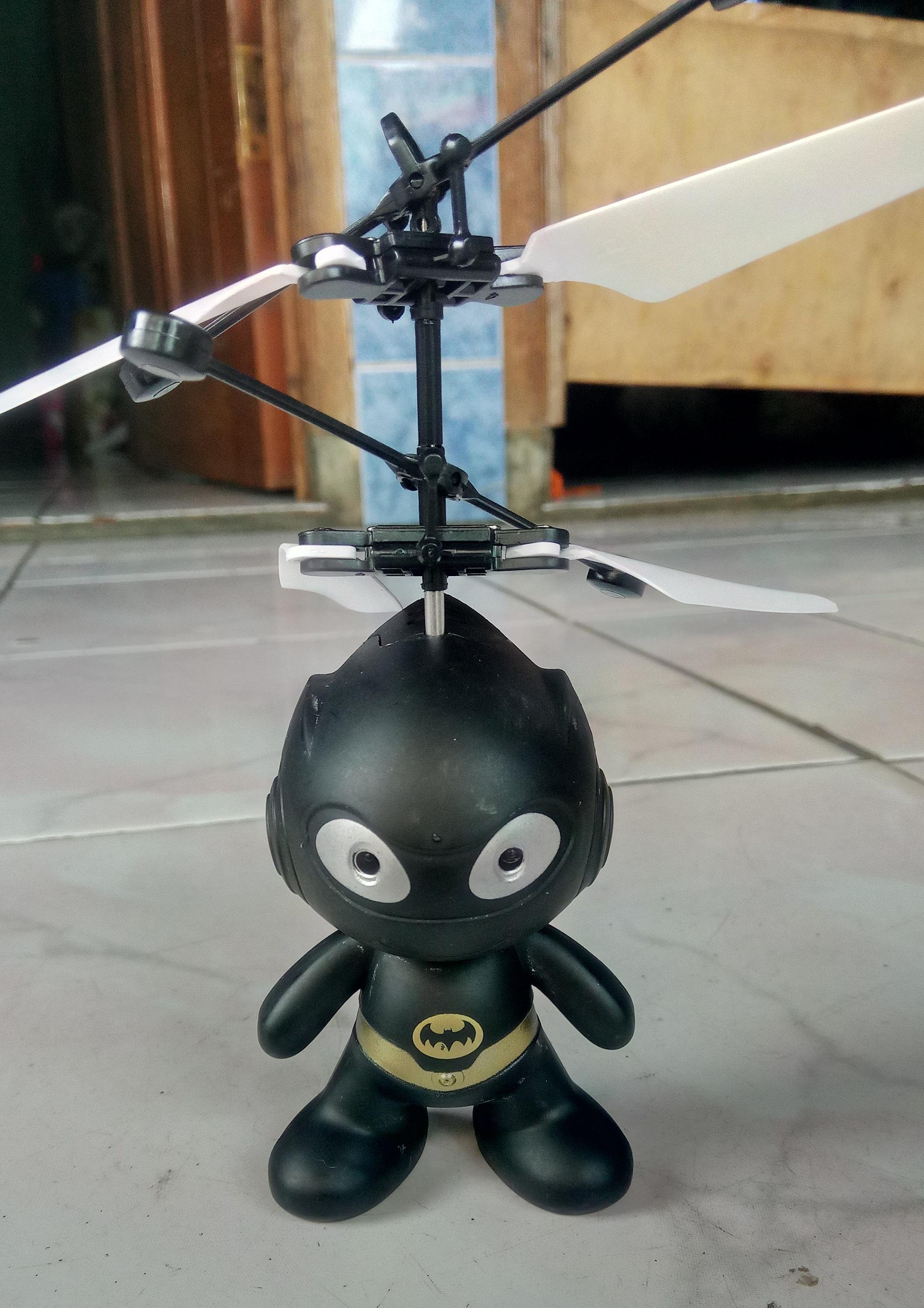 Flying heli / Mainan Anak Terbang Drone Sensor Tangan
