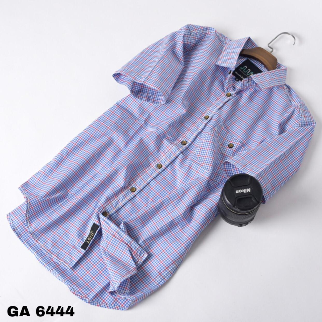 3lstore 10 kemeja flanel pria lengan pendek baju kemeja flanel exclusive cowok kerja kantoran